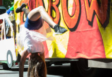 Circus in public space: the Cabuwazi experience