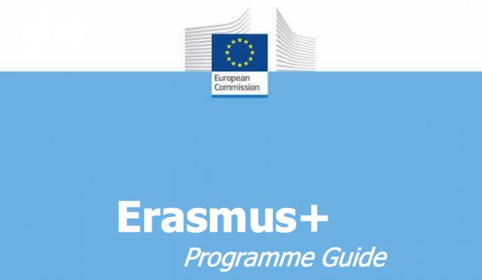 erasmus+ guide 2021